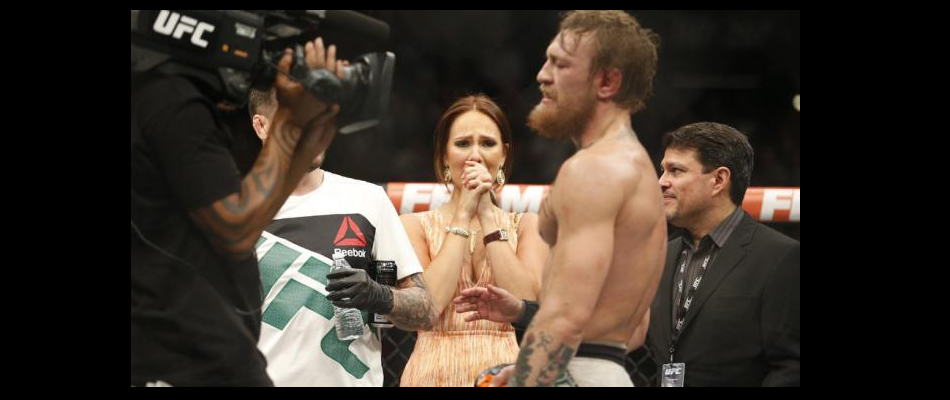 Conor McGregor and girlfriend Dee Devlin file breach of privacy claims