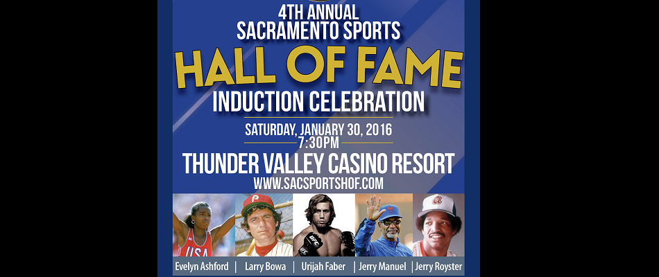 Urijah Faber to enter Sacramento Sports Hall of Fame, January 30