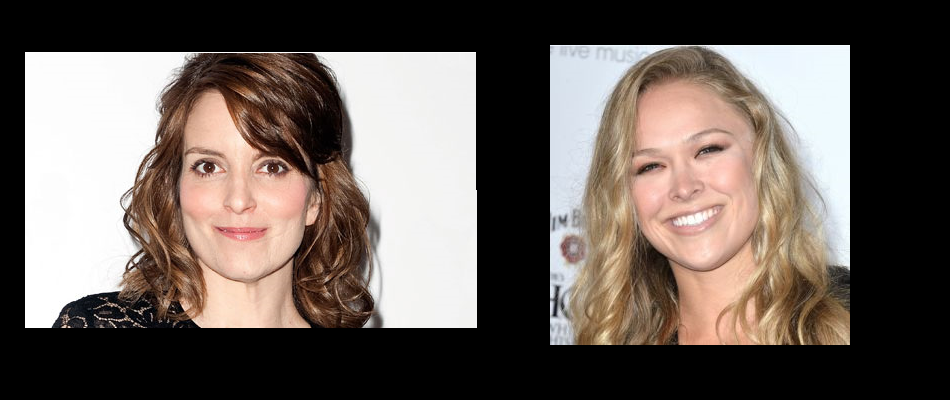 "Tina Fey & Ronda Rousey to star in 'Do Nothing Bitches"" film"