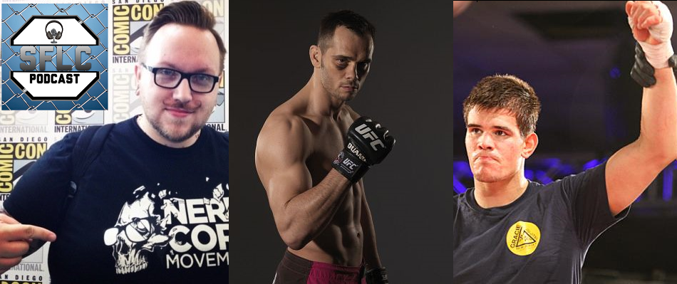 SFLC Podcast 91: Damon Martin, Mickey Gall & Rich Franklin