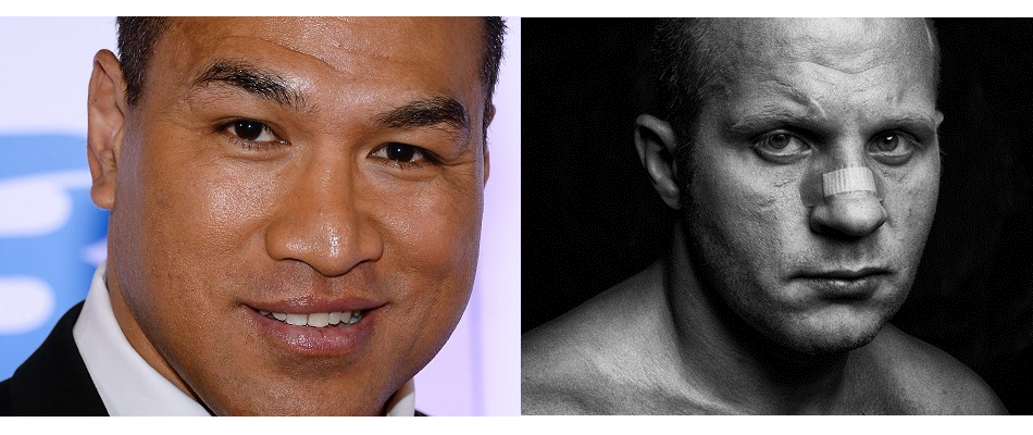 WSOF President Ray Sefo offered fight against Fedor at Rizin