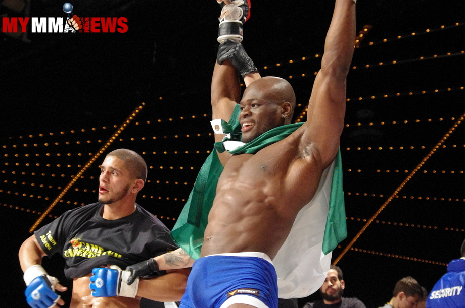 "Looking for a Fight! Chike ""The Black Mamba"" Obi Looks to Prove Himself"