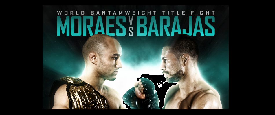 WSOF 28: Moraes vs. Barajas Hits Orange County, Calif. on February 20