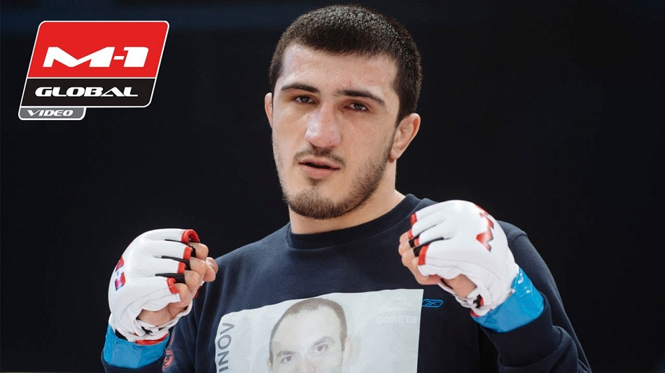 Ramazan Emeev takes on Maiquel Falcao in M-1 Grand Prix middleweight eliminator