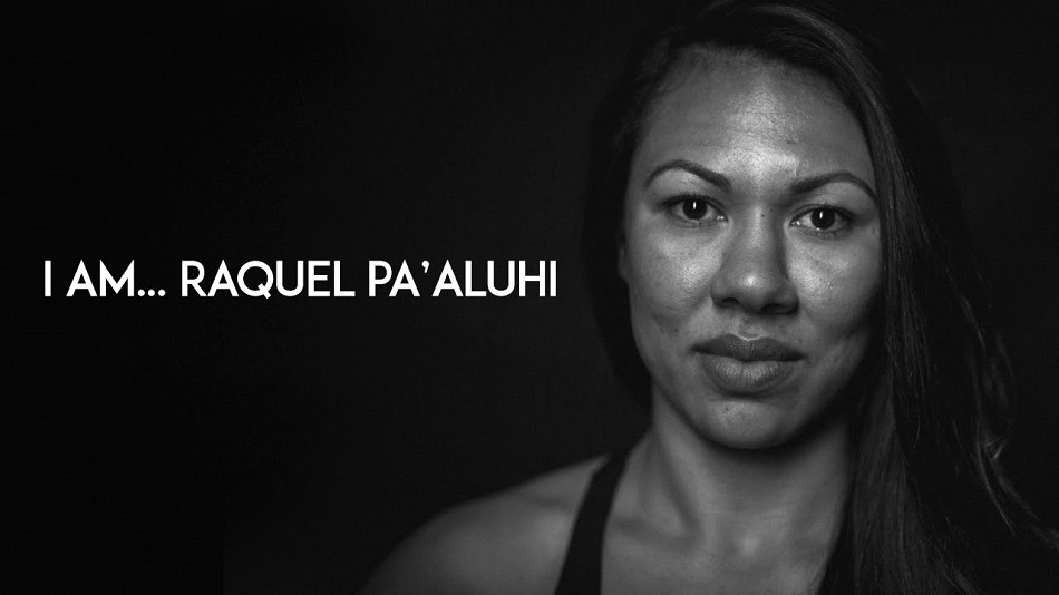 "Raquel ""Lionheart"" Pa'aluhi Prepares for Battle at Invicta FC 15"
