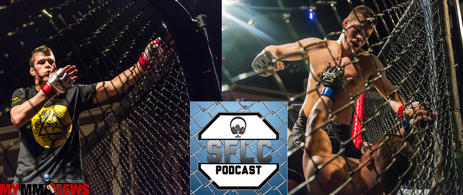 SFLC Podcast: Rob Font, UFC writer Damon Martin & Mickey Gall