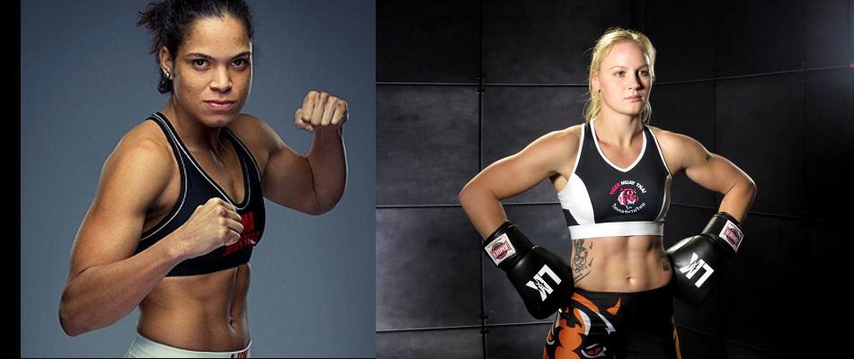 Amanda Nunes vs Valentina Shevchenko added to UFC 196