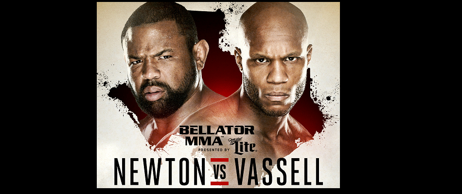 Emanuel Newton – Linton Vassell rematch scheduled for Bellator 149