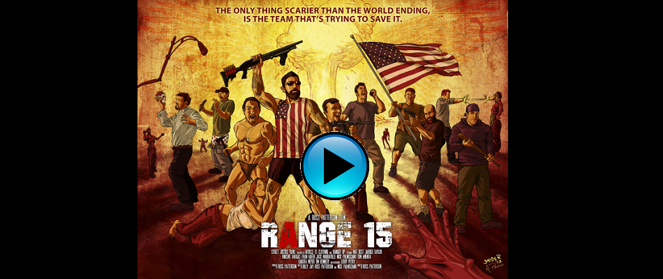 Range 15 movie trailer released