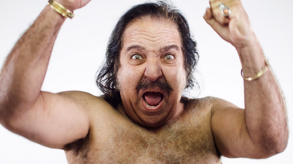 Ron Jeremy teaches takedowns to UFC fighter, Leslie Smith