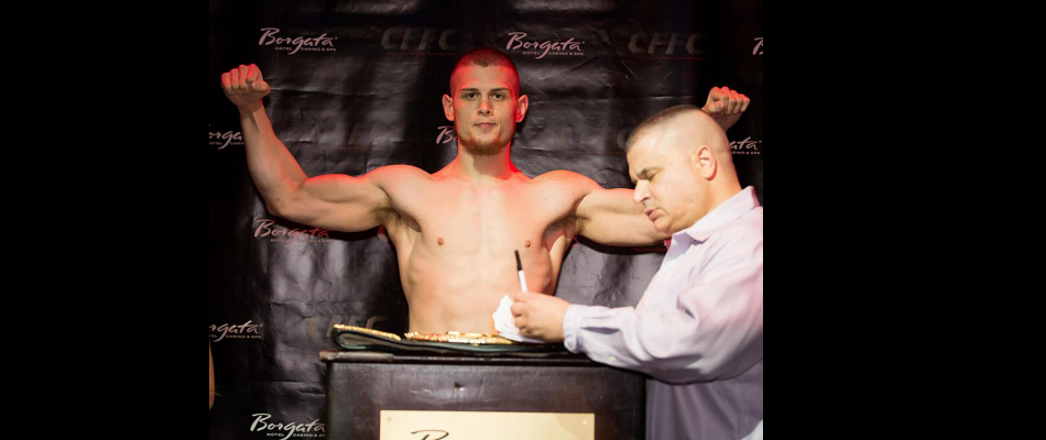 Eric Roncoroni Talks Upcoming Ring Of Combat Title Fight