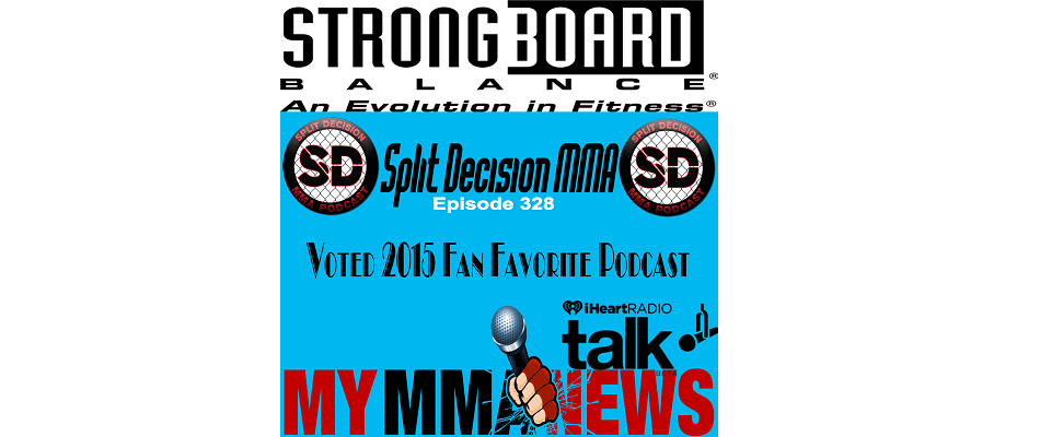 Split Decision MMA Podcast – MMA News, UFC Boston WSOF 27, Porn Fighter