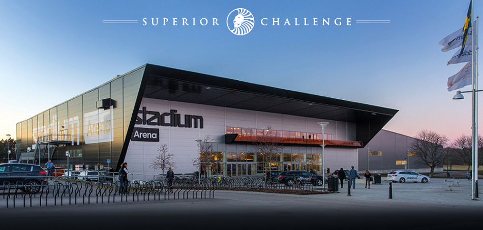 Superior Challenge 13 breaks new ground at Stadium Arena