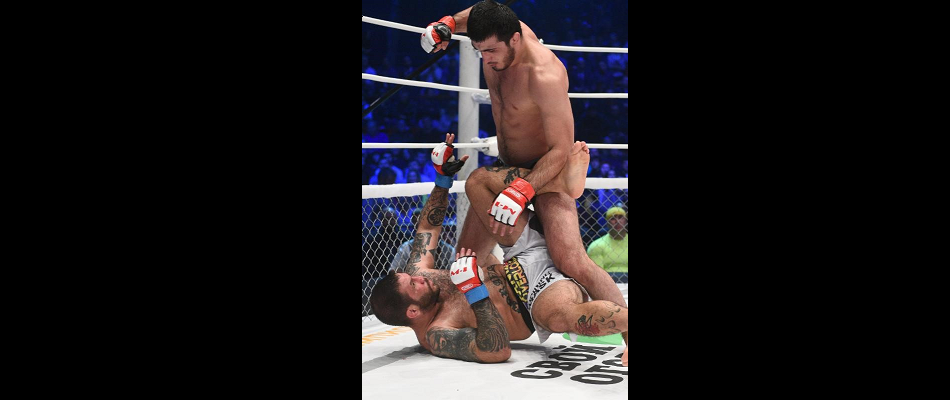 Middleweight champion Ramazan Emeev named M-1 Global's 2015 Fighter of Year