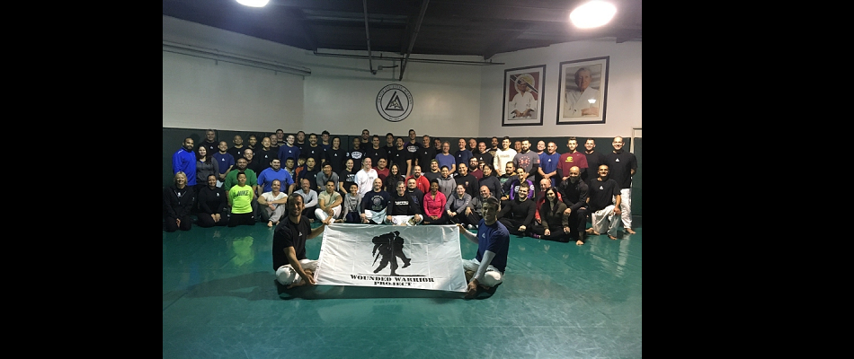 Wounded Veterans Learn Mixed Martial Arts from the Experts