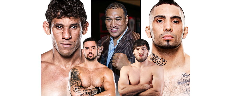 WSOF 27 weigh-ins LIVE stream and results – 6pm EST