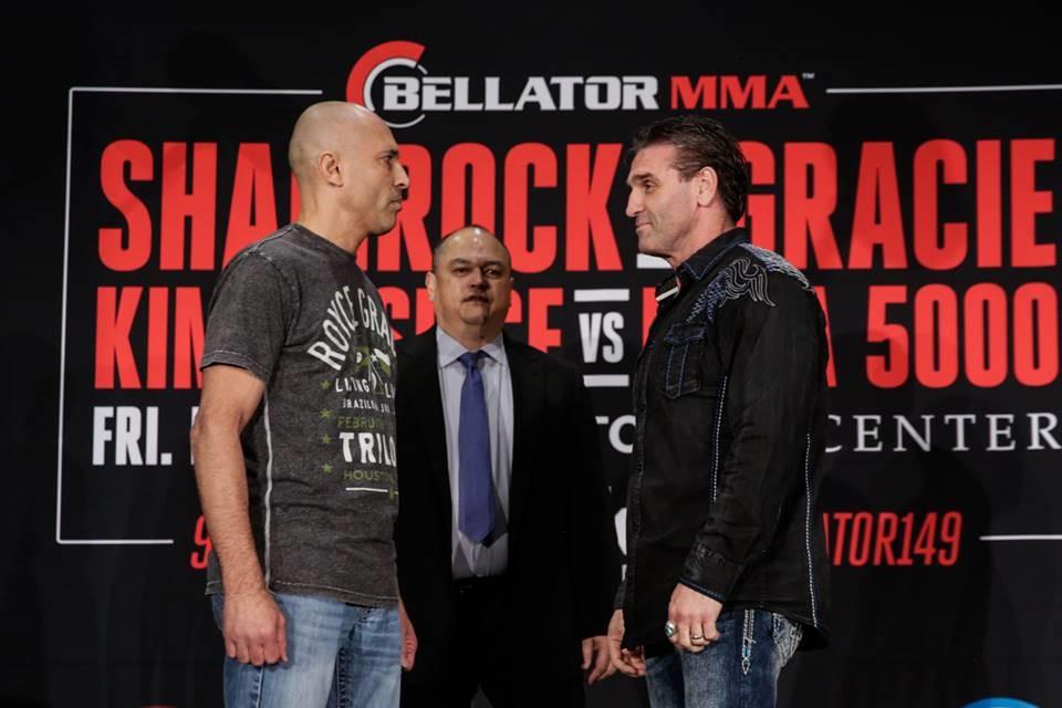 Watch Bellator 149: Shamrock vs. Gracie Official Weigh-Ins – 6pm EST