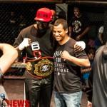 Damilola Powerson crowned Aggressive Combat Championships light heavyweight champion