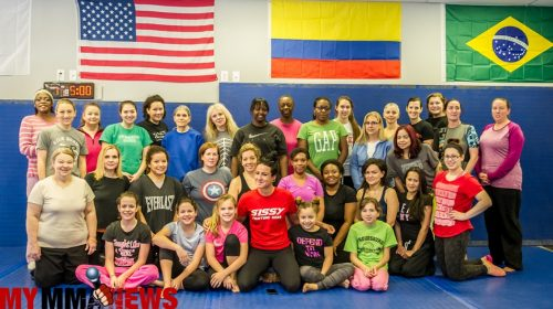 Mental Toughness in Martial Arts: Interviews with Some of the Best in Women's MMA