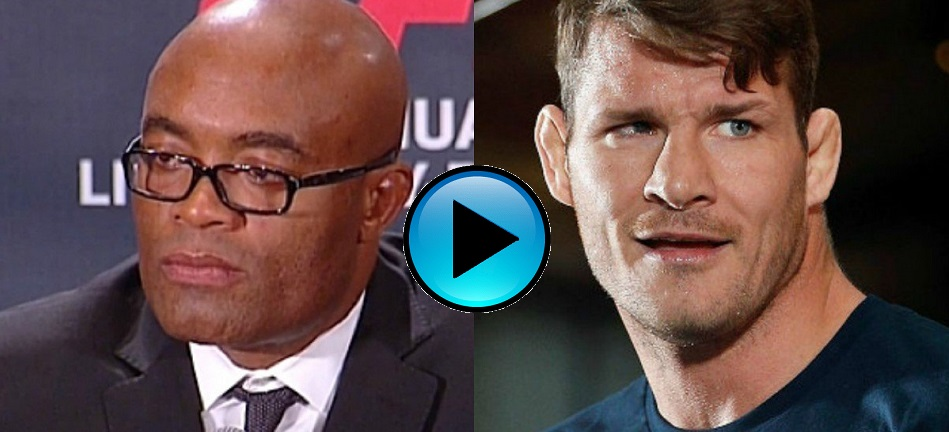WATCH: UFC Battle Lines: Silva vs Bisping