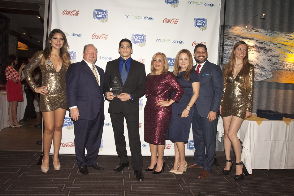Lion Fight's Gaston Bolanos wins Hispanic Fighter of the Year award