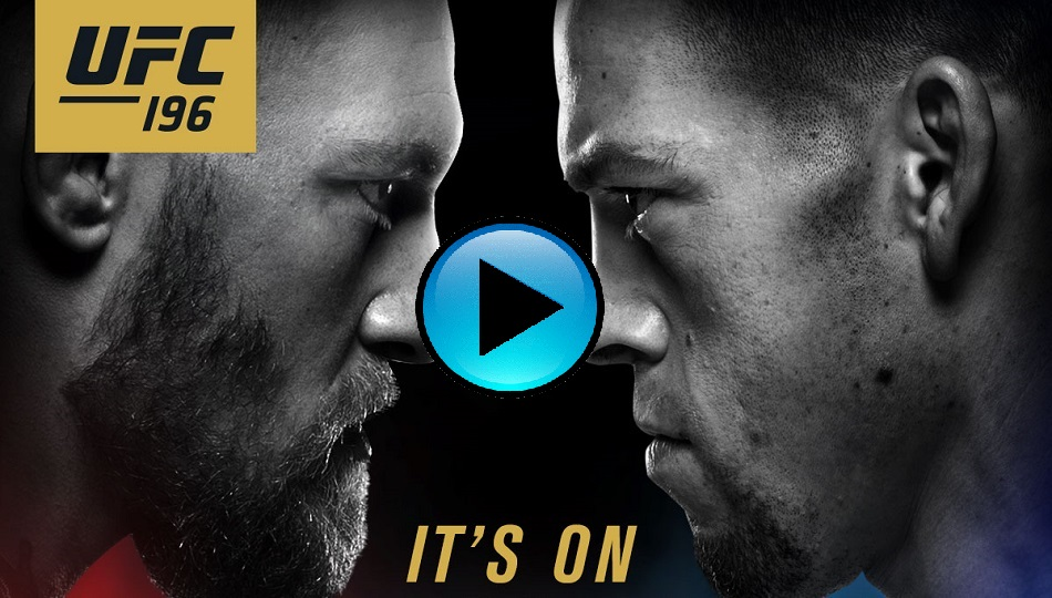 WATCH UFC 196 Press Conference – 4pm – Diaz vs McGregor