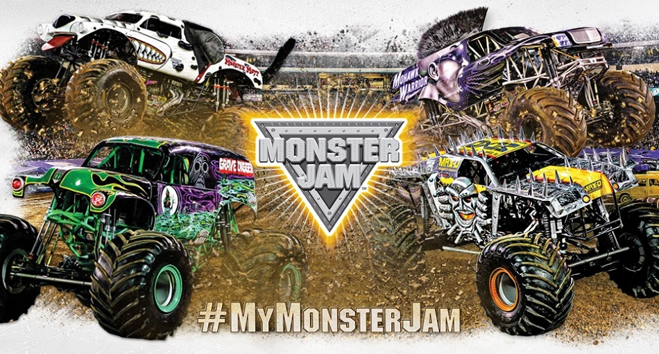 Monster Jam Tickets Available