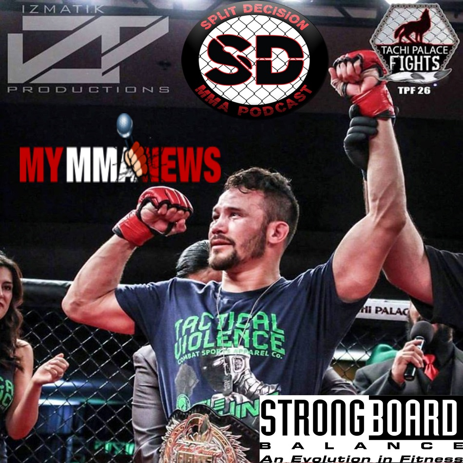 Split Decision MMA Podcast: Rolando Velasco TPF Champ, UFC196, MMA News