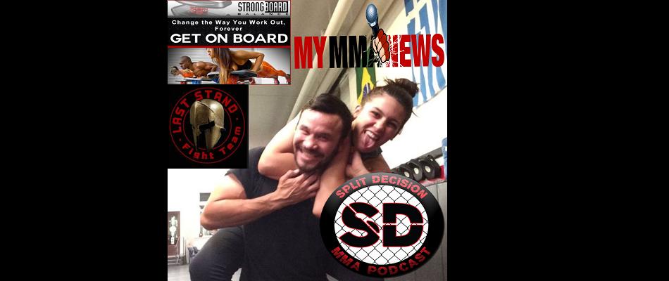 Split Decision MMA Podcast: Kelly McGill, Rolando Velasco, UFC FN 82