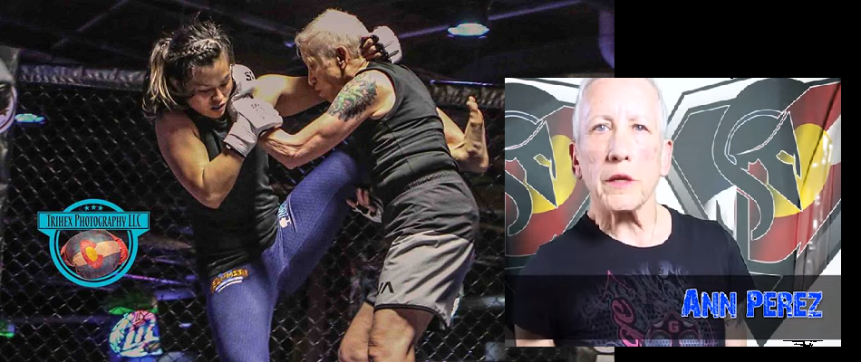 VIDEO: 68-year-old woman gets TKO'd in MMA fight