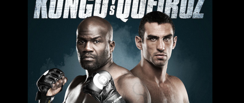 Kongo vs. Queiroz Elevated to 'Bellator 150' Main Event