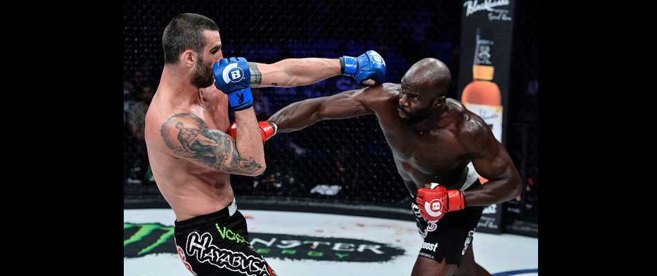 Cheick Kongo inches past Vinicius Spartan in Bellator 150 main event