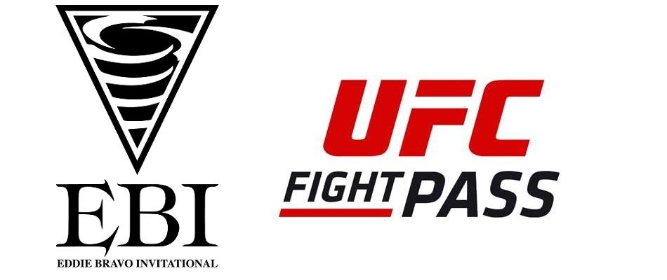 Eddie Bravo Invitational (EBI) partners with UFC Fight Pass