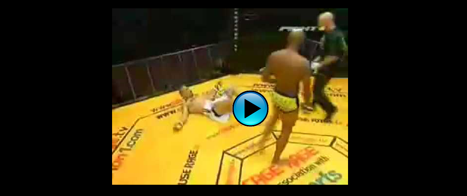 Last Time Anderson Silva Fought in London……. This Happened