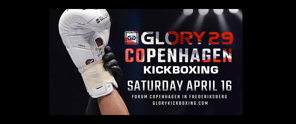 GLORY debuts in Copenhagen, tickets on sale next week
