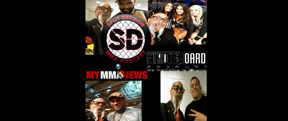 Split Decision MMA Podcast:  UFC Fight Night 82