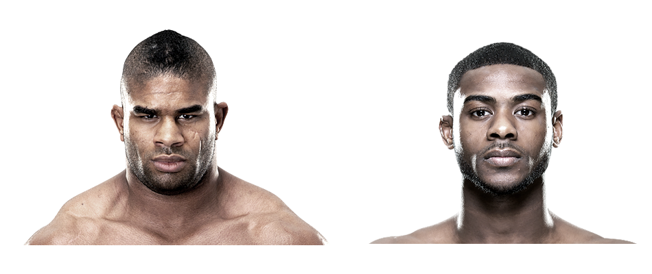 Alistair Overeem and Aljamain Sterling