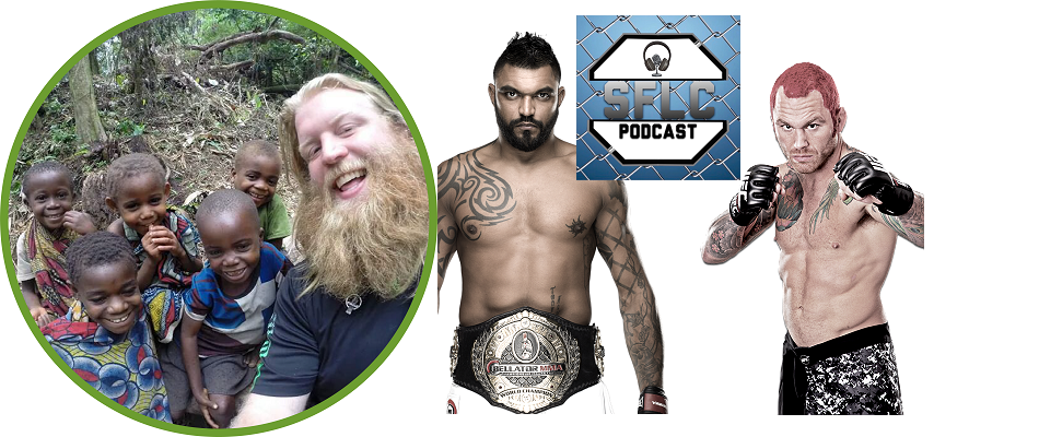 SFLC Podcast:  Episode 100 part 1 – Justin Wren, Liam McGeary & Chris Leben