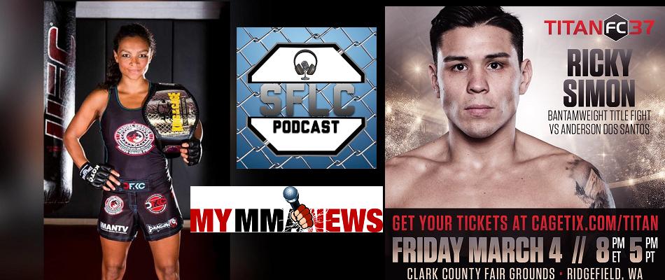 SFLC Podcast Episode 101: Jamie Colleen & Ricky Simon