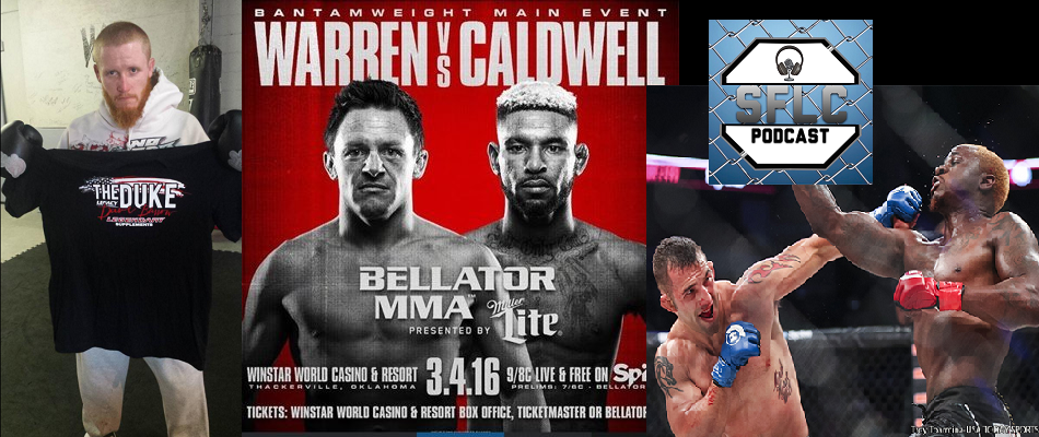 SFLC Podcast episode 102:  Dave Burrow, Darrion Caldwell & Derek Campos
