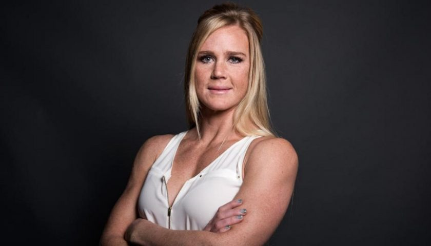 UFC 208: Holly Holm trying to be first woman to win gold in two divisions
