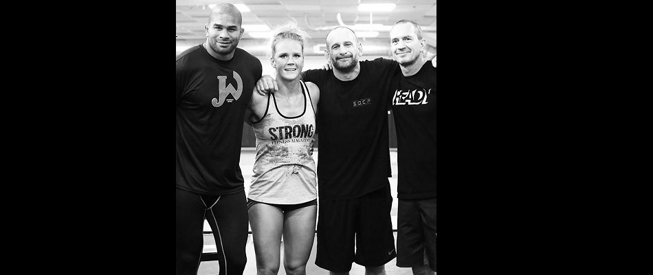 Jackson-Wink MMA Academy Featured on Next Edition of 60 Minutes Sports on Showtime