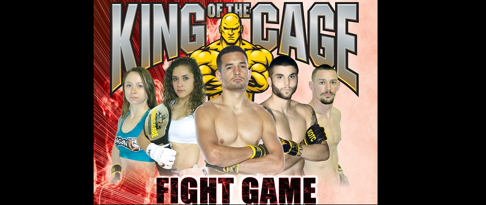 "King of the Cage Presents ""FIGHT GAME"" in Albuquerque on March 19"