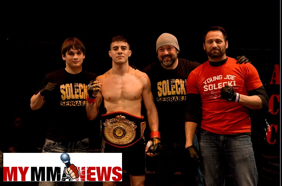 Aggressive Combat Championships 14 results – Solecki crowned King of New York