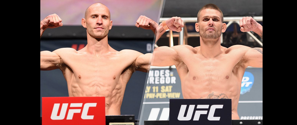 Tim Means pulled from UFC Pittsburgh headliner for potential anti-doping policy violation