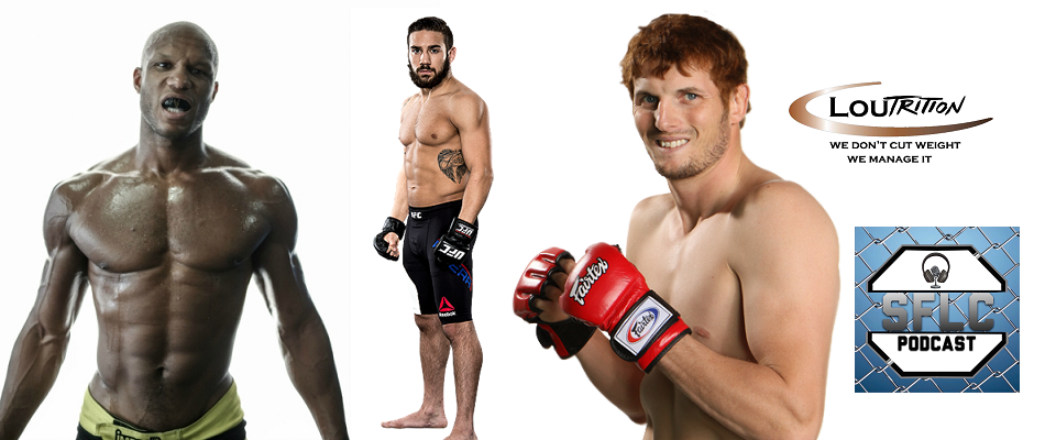 SFLC 99: Linton Vassell, Jimmie Rivera, Chas Skelly & Lou Giordano