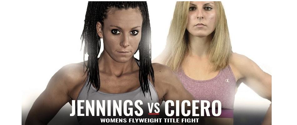 Watch: XFN 7: Jennings vs Cicero