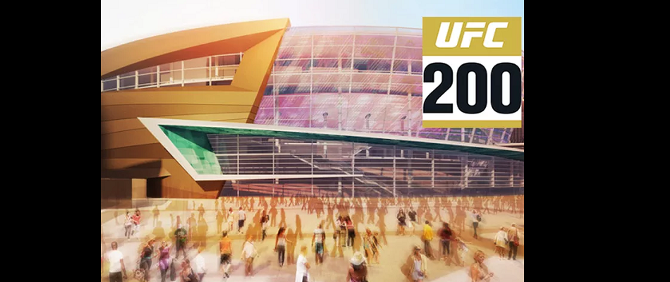 UFC 200 Diaz – McGregor rematch possible for new UFC Arena