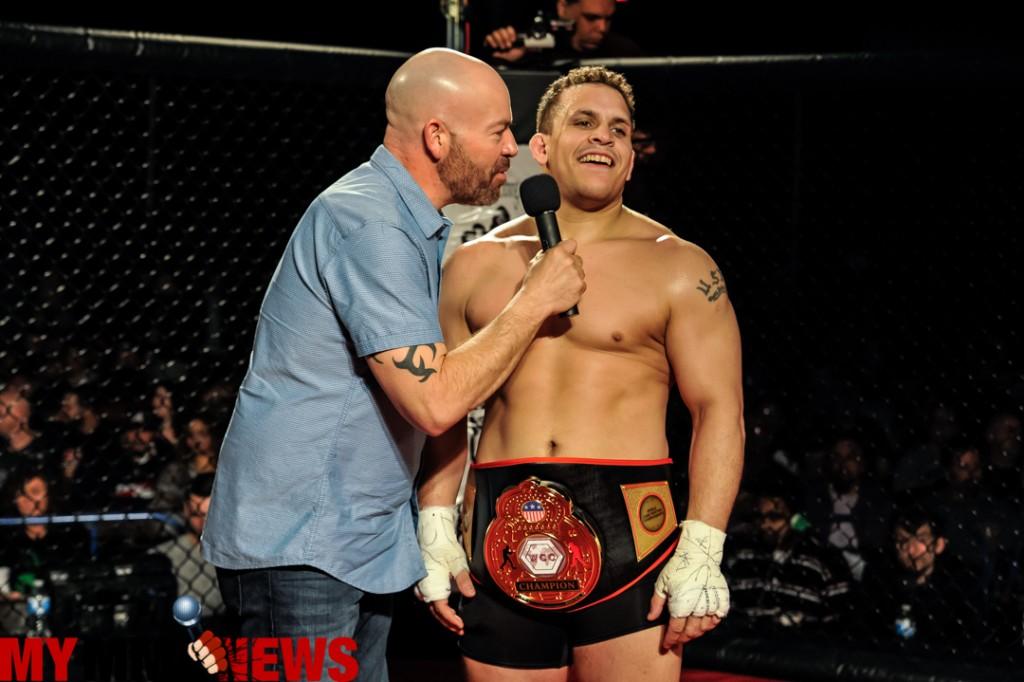 "Shane ""Tank"" Wilson discusses facing Adam Atiyeh in Art of War title fight"