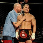 "Shane ""Tank"" Wilson discusses facing Adam Atiyeh in Art of War title fight"